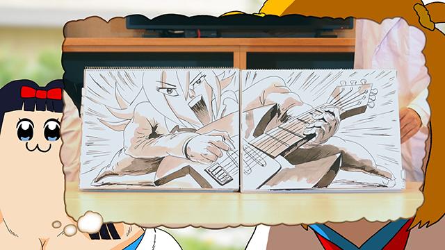 7「ヘルシェイク矢野」 あらすじ TVアニメ「ポプテピピック」公式サイト